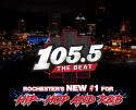 105.5 The Beat W288CS Rochester Mickey Johnson Pamela Anise
