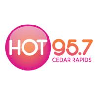 Hot 95.7 Y95.7 KOSY-FM Cedar Rapids