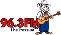 96.3 The Possum Top Gun 870 WPWT Kingsport Johnson City