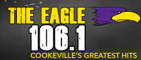 106.1 The Eagle WPTN Cookeville