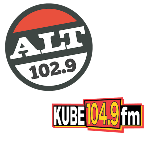 Alt 102.9 KFNY KFOO Smooth Jazz KUBE 104.9 Positive Hit Music 93.3 HD2
