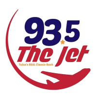 93.5 The Jet Chrome Chrome-FM KTGX-HD2 Tulsa