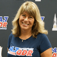Lisa McKay 94.7 WQDR Raleigh Curtis Media