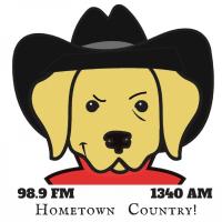 1340 98.9 KHUB Fremont Big Dog Country