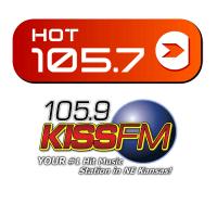 Hot 105.7 KVVF San Jose 105.9 Kiss-FM KKSW Lawrence