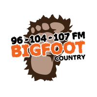 Bigfoot Country 104.5 96.9 WNBT WZBF Yes-FM