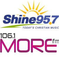 Shine 95.7 KKSR 106.1 More-FM KALE Kennewick Richland Pasco Walla Walla