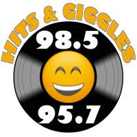 Hits and Giggles 98.5 95.7 1040 KCBR Colorado Springs