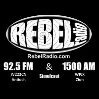 Rebel Radio 1500 WPJX Zion 92.5
