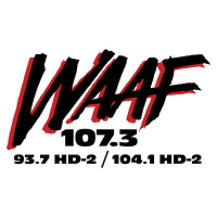 107.3 WAAF Boston