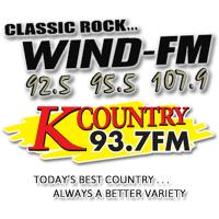 K-Country 93.7 WOGK Wind-FM WNND WNDT Ocala Gainesville