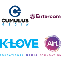 Cumulus Entercom EMF Educational Media Foundation K-Love WPLJ WRQX