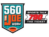 560 The Joe WQAM 790 The Ticket WAXY Miami