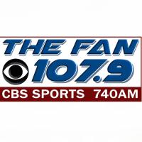 107.9 The Fan CBS Sports 740 KCMC Texarkana