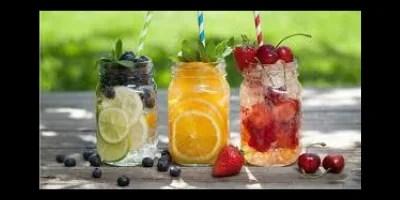 OTTOMAN SHERBERT DRINK RECIPE