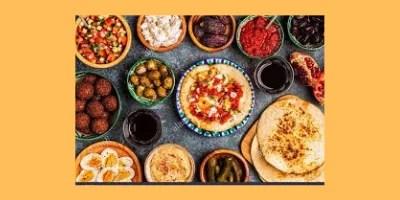 Middle Eastern Cuisine Recipe