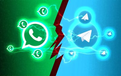 WhatsApp to Ban new Telegram Users for Lack of Loyalty