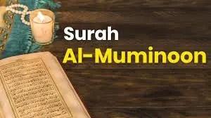 What Is Success? – Tafseer of Surah Mu'minoon