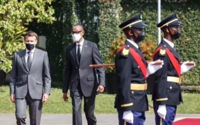 French President Emmanuel Macron Asks Rwandan's for Forgiveness for 1994 Genocide