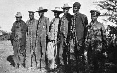 [LISTEN] Germany Apologises to Nambia for Colonial Genocide, France asks Rwanda for Forgiveness, & Will the Catholic Church Apologise for Endorsing Slavery?