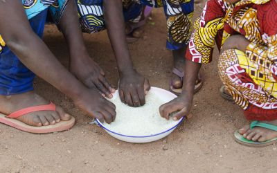UN: More than 41 Million People Experiencing High Food Shortage Across the Globe