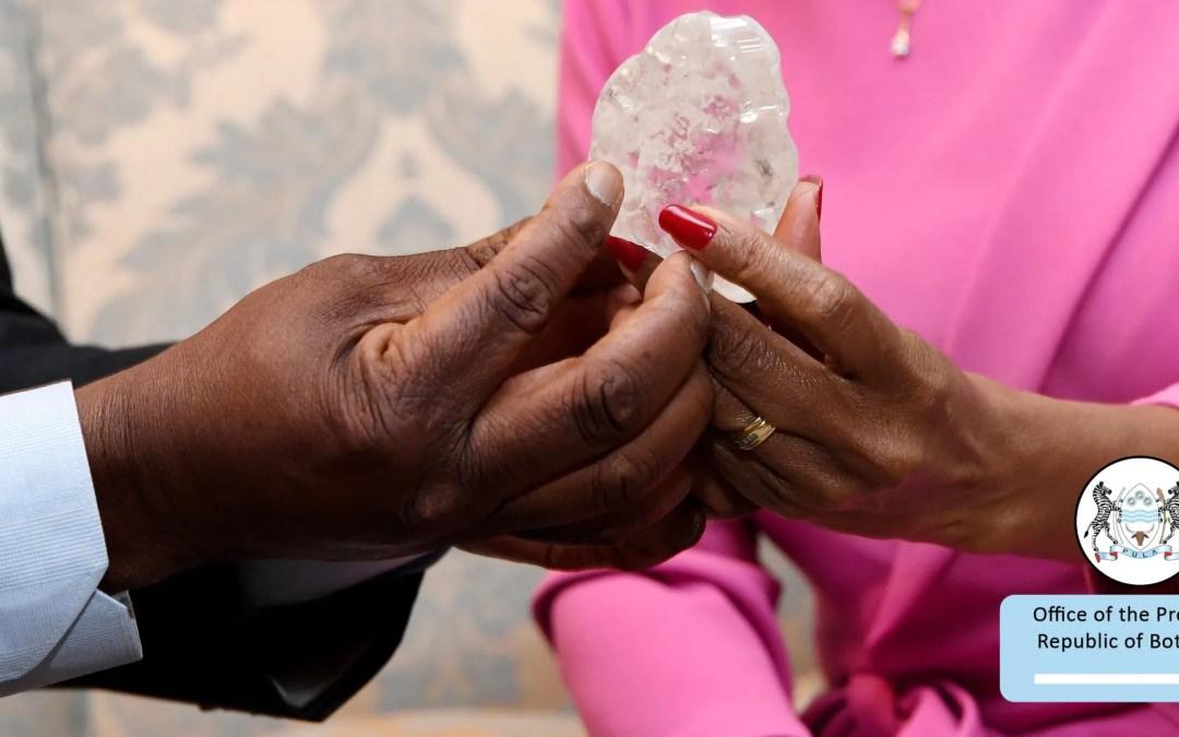 Botswana Finds World's Third-Largest Diamond