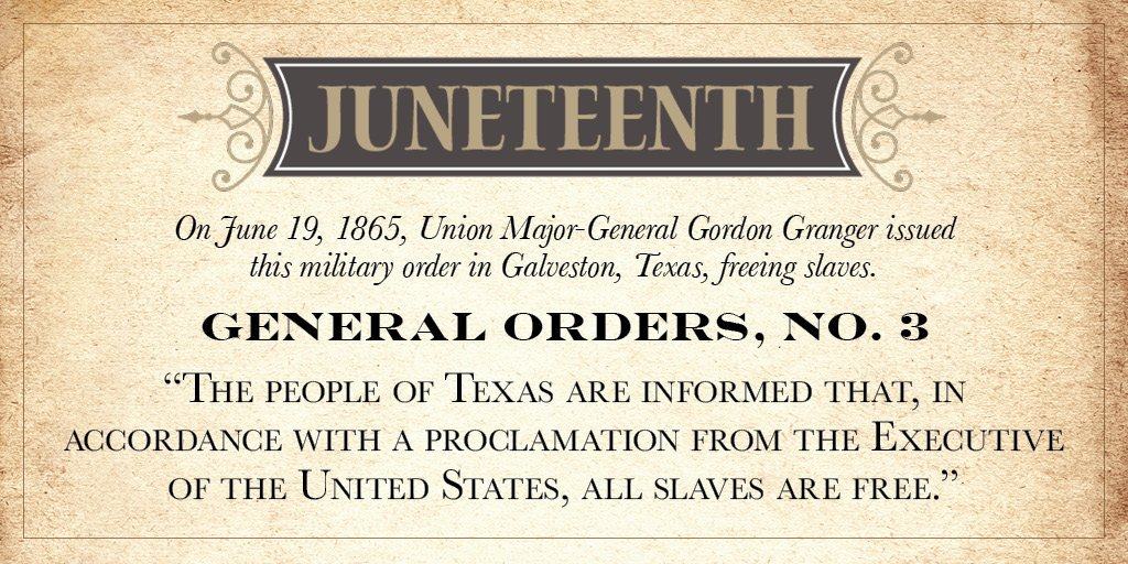 Juneteenth declared a federal holiday for Americans