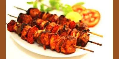 Tandoori Chicken Strips