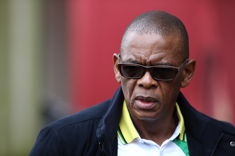 High Court Halts Magashule's Attempt to Overturn his Suspension