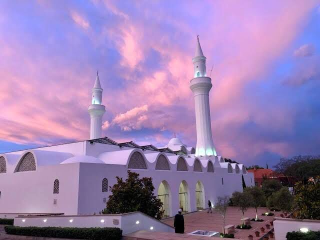 Houghton Masjid becomes a vaccination site