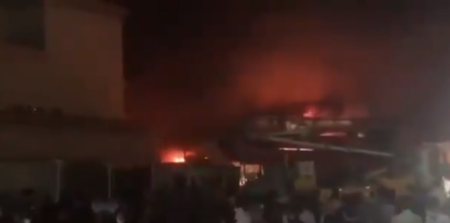 Deadly Iraq Hospital Fire Leaves 42 Dead