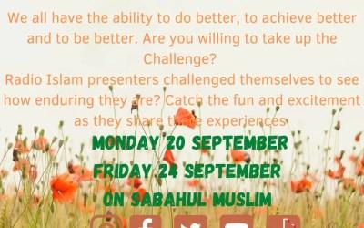 Be Better Challenge