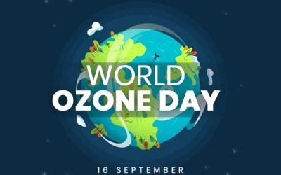 World Ozone Day 16th September