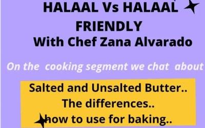 Household Express:Halaal VS Halaal friendly with chef Zana Alvarado
