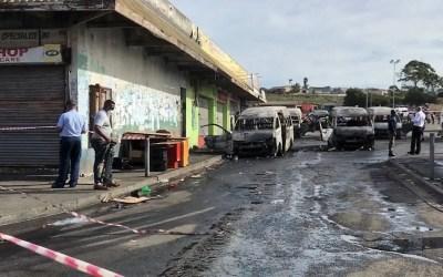 [LISTEN] Calm Returns to Korsten after Violence between Taxi Drivers and Somali Businessmen