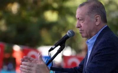 Erdogan Declares Ambassadors Persona Non Grata