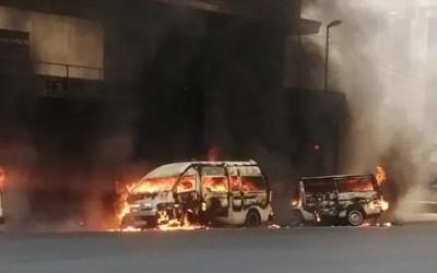 Transport MEC Condemns Joburg City Taxi War