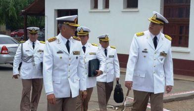 Acto en la Escuela de Suboficiales de Gendarmería Nacional (1)