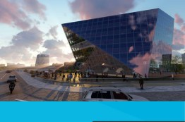 La futura ampliacion del Centro Cívico (2)