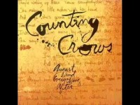 Counting Crows Rain King music video and lyrics image