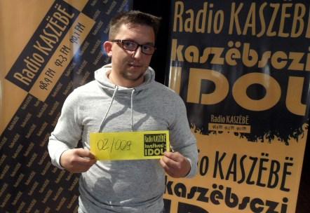 Kaszëbsczi IDOL 2016 – Przemysław Bujak