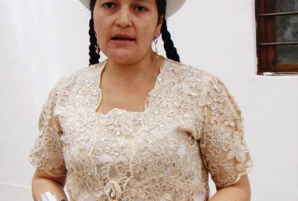 Una mujer liderará la lucha antiminera en Azuay
