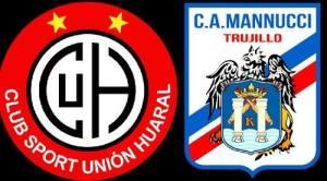 Ganó el Unión Huaral 4 a 3 frente Carlos A. Manucci en Trujillo.