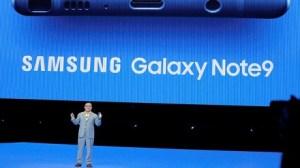 Samsung Galaxy Note 9: sobresaliente en memoria y batería, suspenso en sorpresa