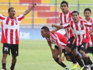 Unión Huaral derrotó al Atlético Grau con una goleada de 4 a 0.