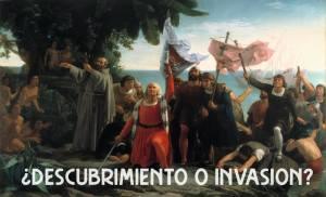 12 de octubre: ¿descubrimiento o invasión?