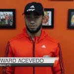 Martes 5 de Febrero 8 PM, Edward Acevedo (DT Cibao FC) y Fernando Rodriguez (Atco.Pantoja)