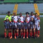 RD derrotó a El Salvador en la Sub-20 femenino