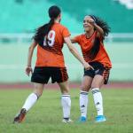 Bob Soccer School mostró su poderío y San Isidro volvió a ganar en la Ligafemdo