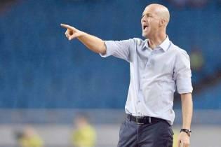 Cruyff oficializado como entrenador de Ecuador